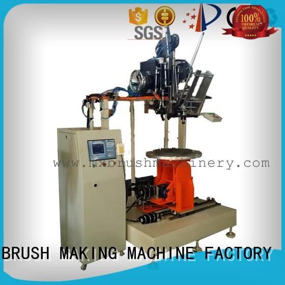small brush making machine with good price for PET brush