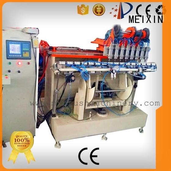 MEIXIN broom making equipment from China for industrial brush