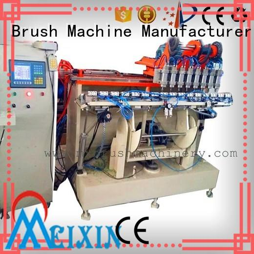 excellent broom making equipment customized for industrial brush