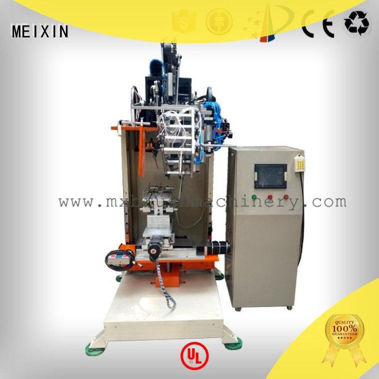MEIXIN plastic broom making machine wholesale for clothes brushes
