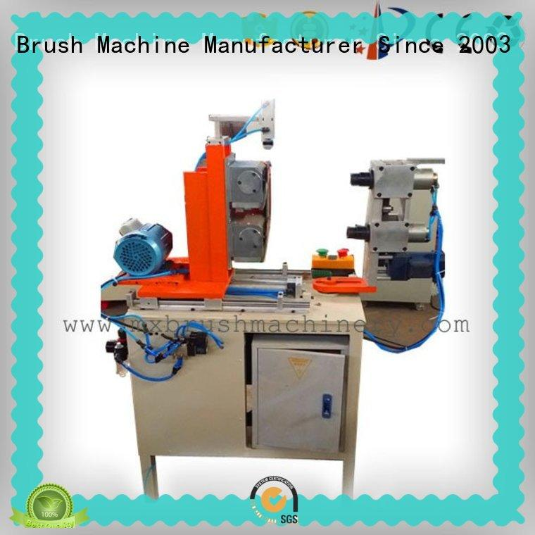 MEIXIN durable trimming machine from China for PP brush