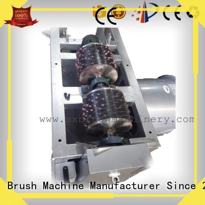 MEIXIN hot selling trimming machine from China for bristle brush