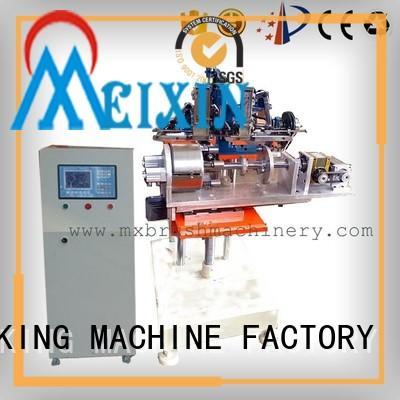 MEIXIN brake motor Brush Making Machine customized for hair brushes