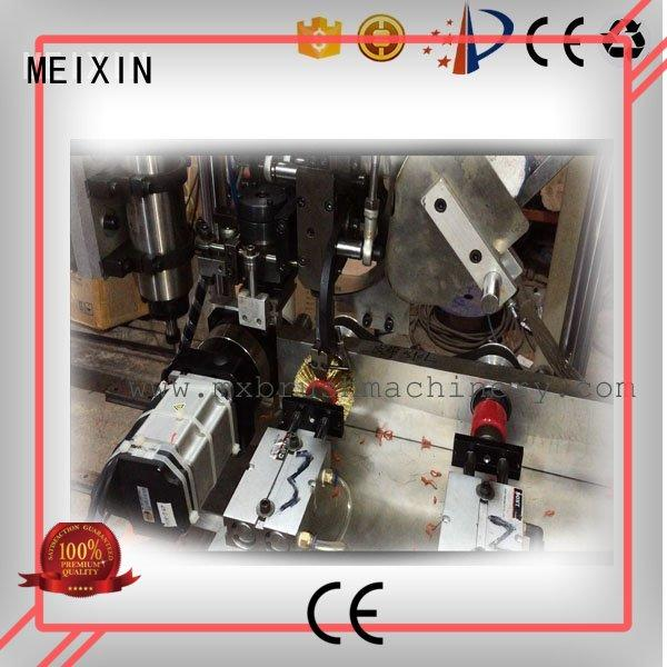 MEIXIN positioning broom making machine for sale factory for bristle brush