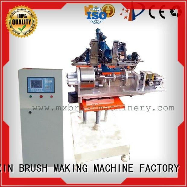 MEIXIN durable 3Axis Brush Making Machine customized for industrial brush