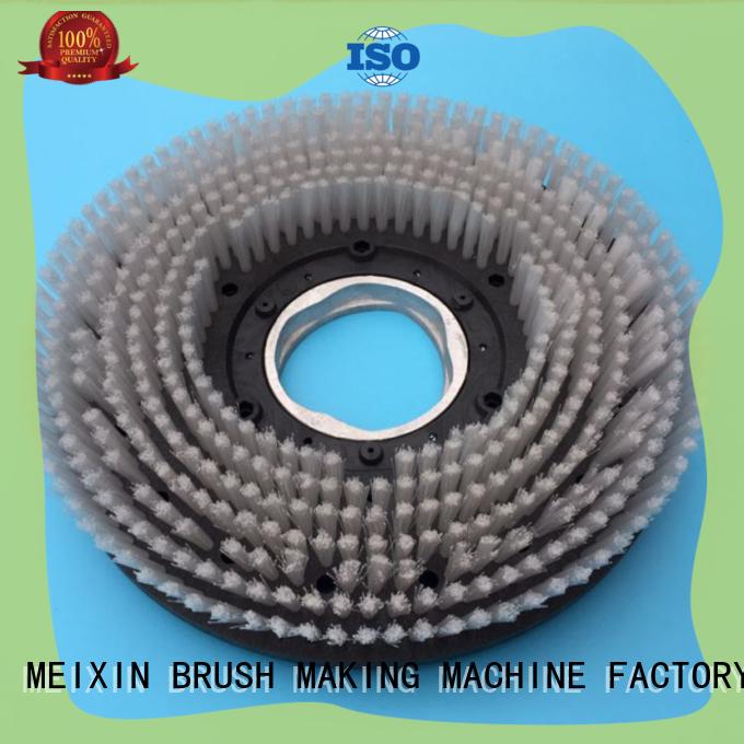 MEIXIN nylon spiral brush supplier for industrial