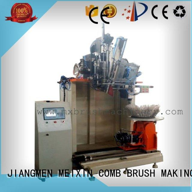 professional hot sale axis Industrial Roller Brush And Disc Brush Machines MEIXIN manufacture