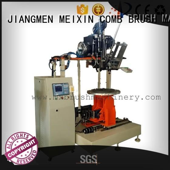 top quality brush making machine with good price for PP brush