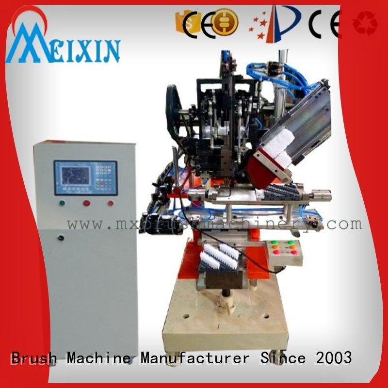 high productivity Brush Making Machine supplier for clothes brushes