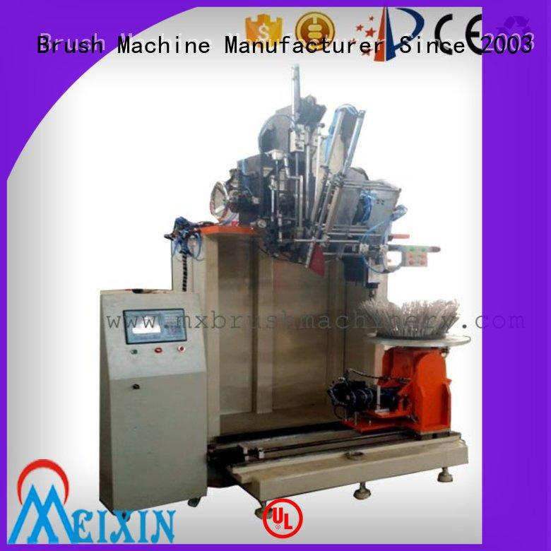 disc Industrial Roller Brush And Disc Brush Machines small for bristle brush MEIXIN
