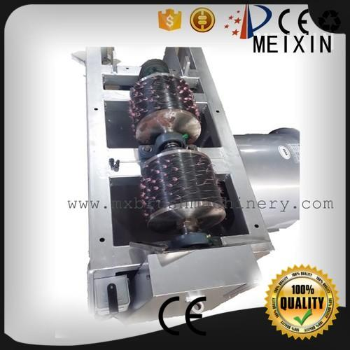 MEIXIN trimming machine customized for PP brush