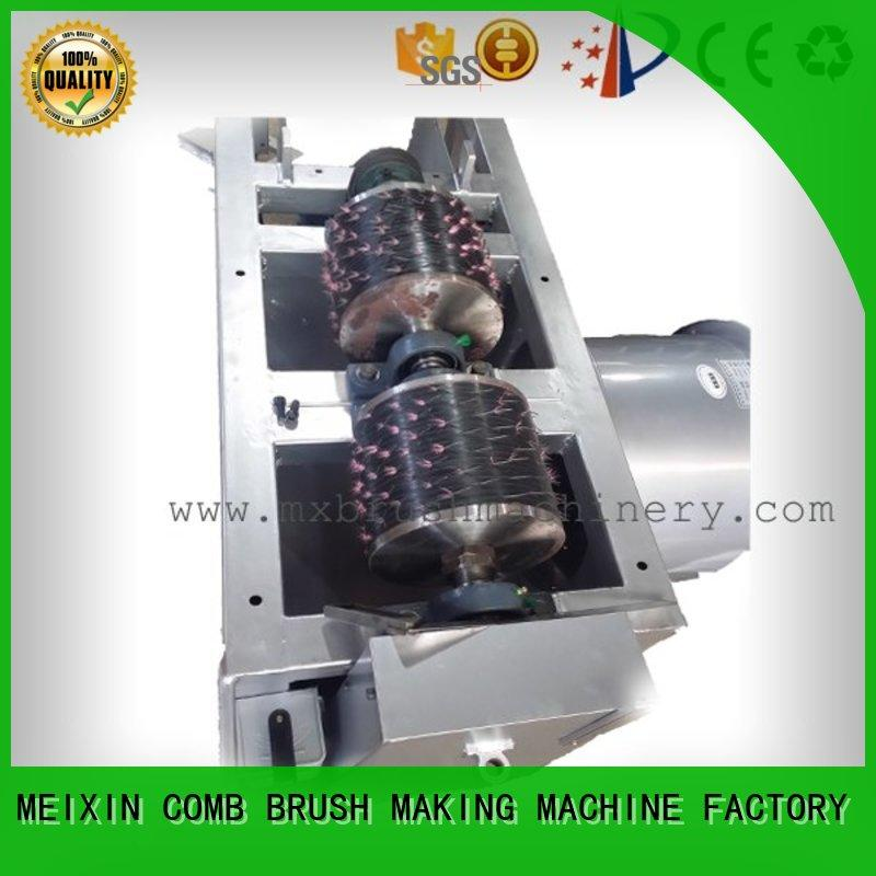 MEIXIN quality trimming machine customized for PET brush