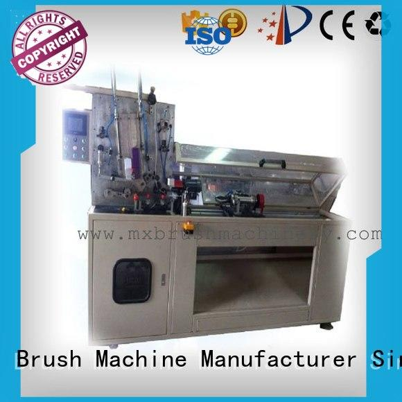 MX200 twisted brush making machine