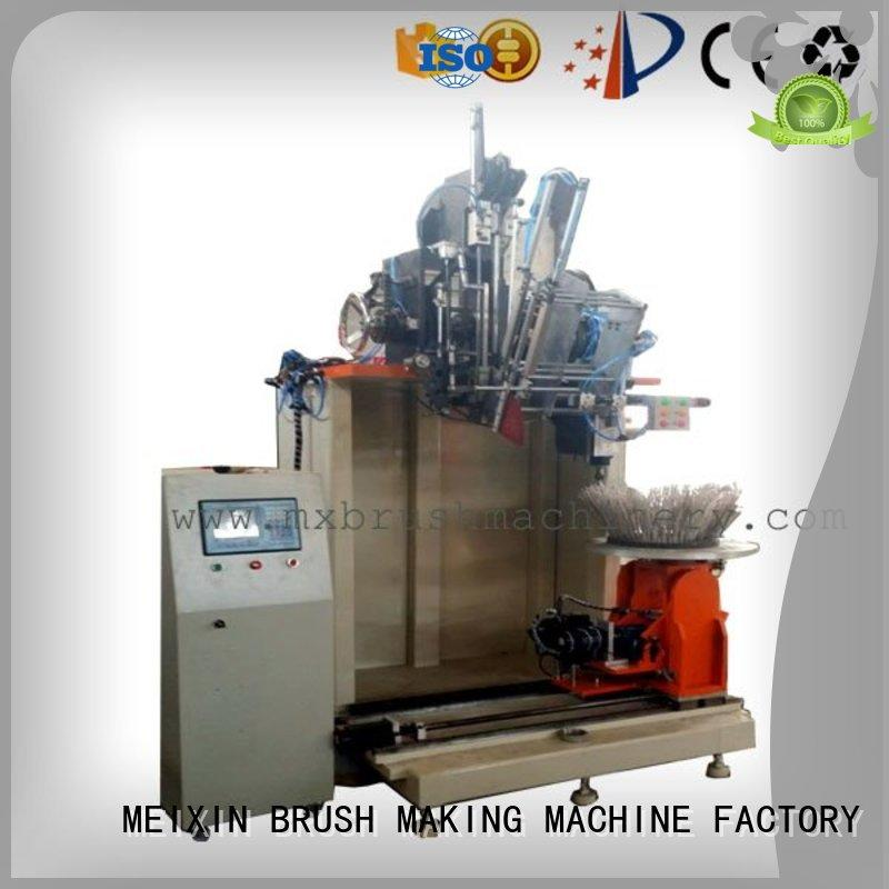independent motion brush making machine with good price for PET brush
