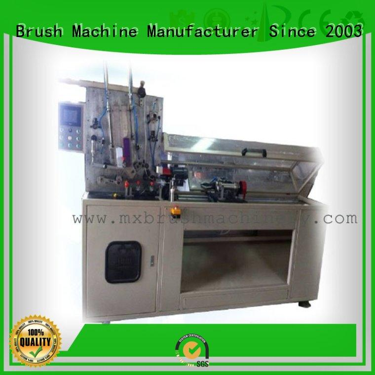 MEIXIN automatic trimming machine manufacturer for bristle brush