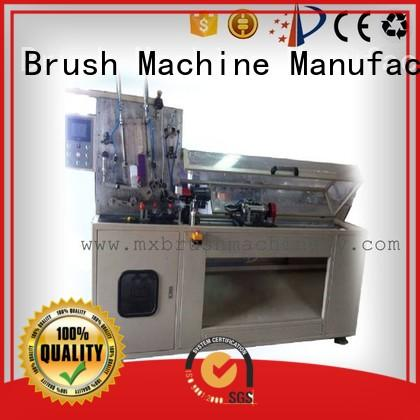 MEIXIN Manual Broom Trimming Machine from China for bristle brush