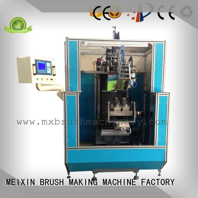 MEIXIN professional brush tufting machine supplier for broom