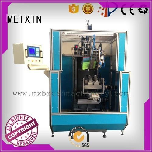 certificated brush tufting machine design for clothes brushes