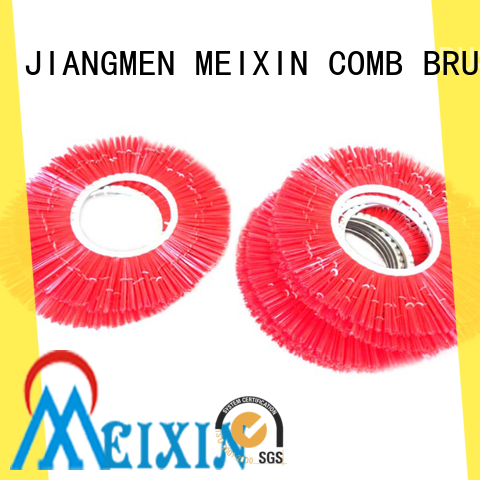 MEIXIN nylon spiral brush factory price for cleaning
