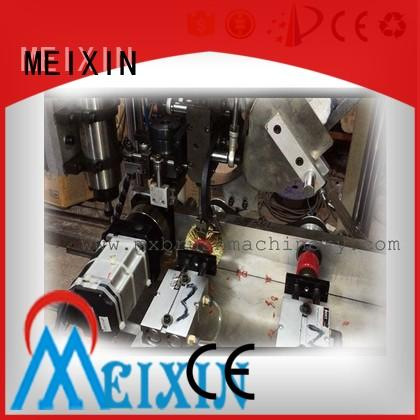 MEIXIN positioning Brush Drilling And Tufting Machine design for PP brush