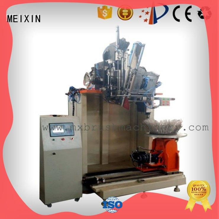 MEIXIN high productivity brush making machine head for PET brush