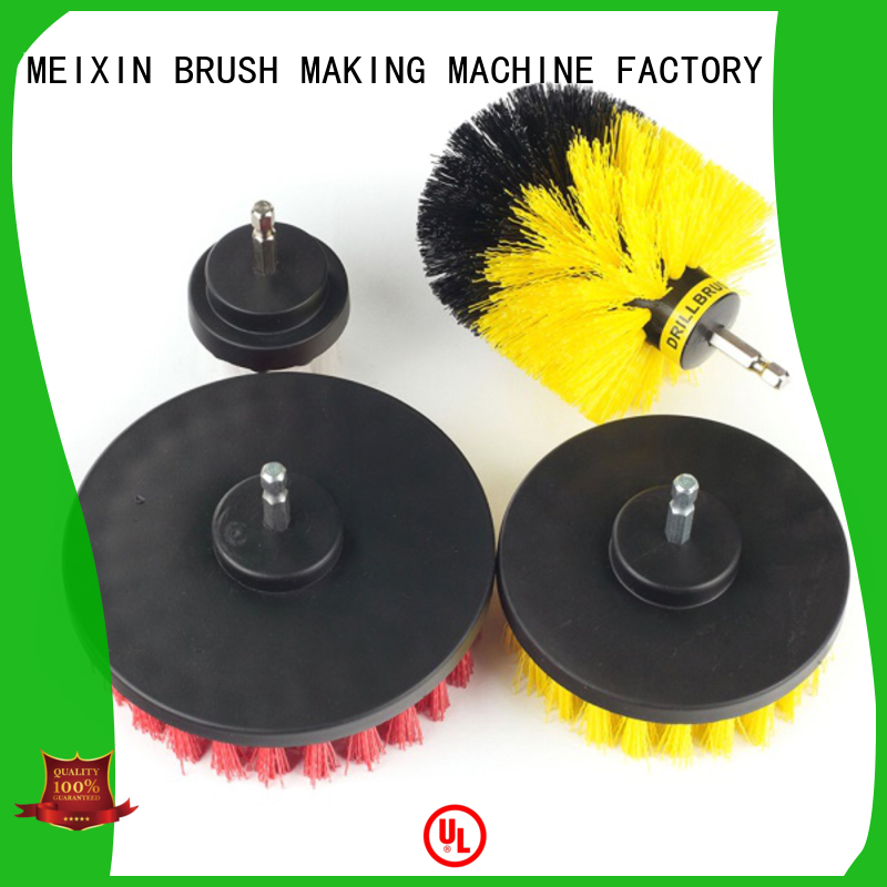 MEIXIN stapled tube brush supplier for car