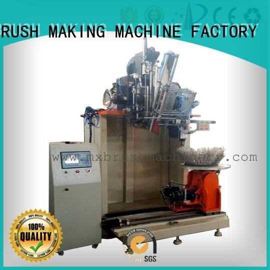 MEIXIN top quality brush making machine design for bristle brush