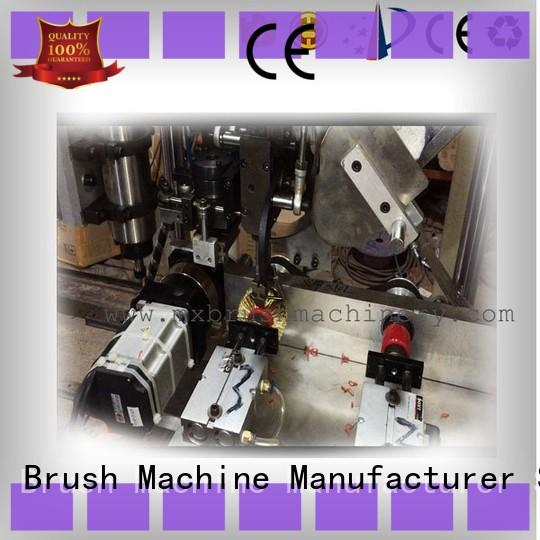 positioning Brush Drilling And Tufting Machine factory for wire wheel brush
