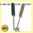 top quality nylon spiral brush wholesale for cleaning