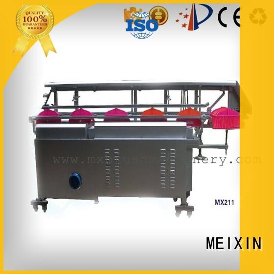 MEIXIN durable trimming machine from China for bristle brush