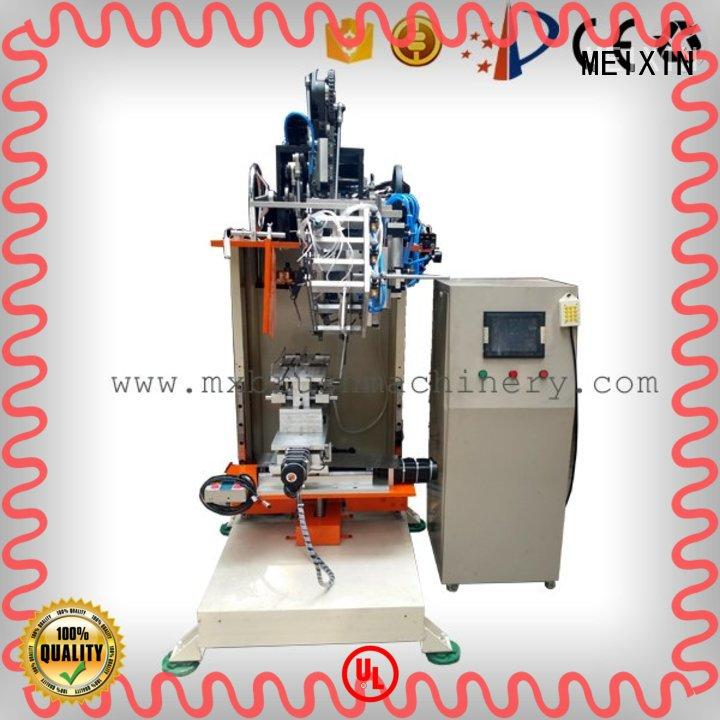 MEIXIN high productivity plastic broom making machine wholesale for broom