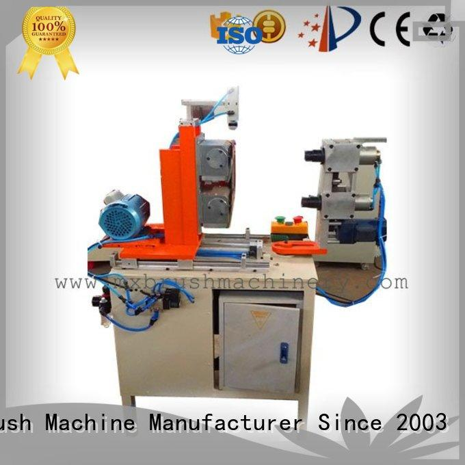MEIXIN durable trimming machine customized for bristle brush