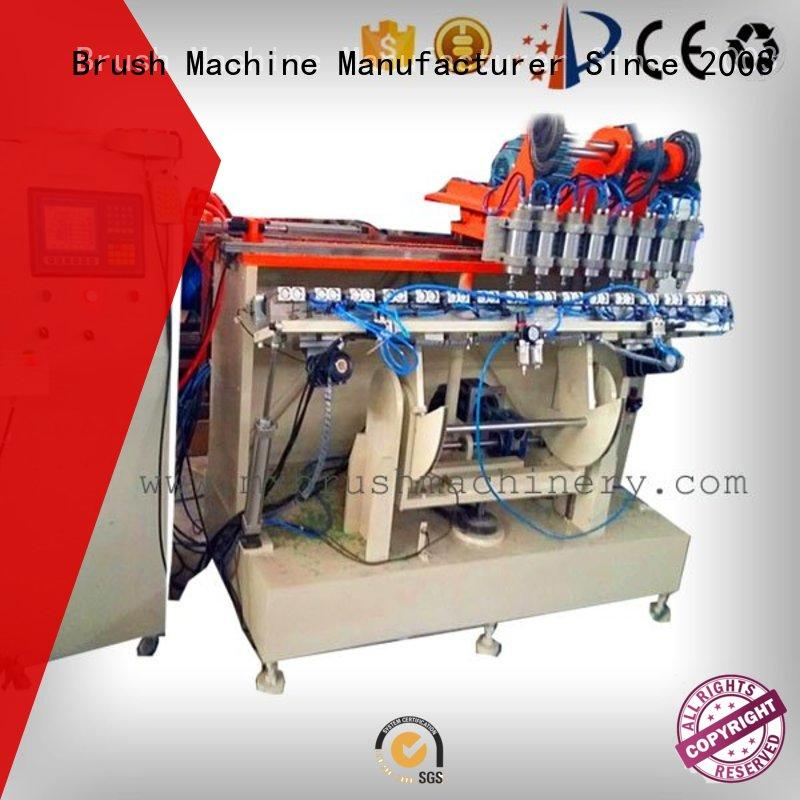 approved broom making equipment from China for industry