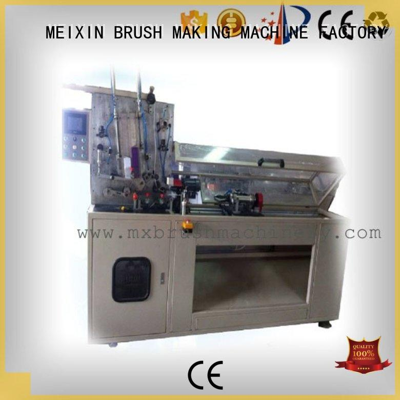 hot sale high quality top selling phool Manual Broom Trimming Machine MEIXIN Brand