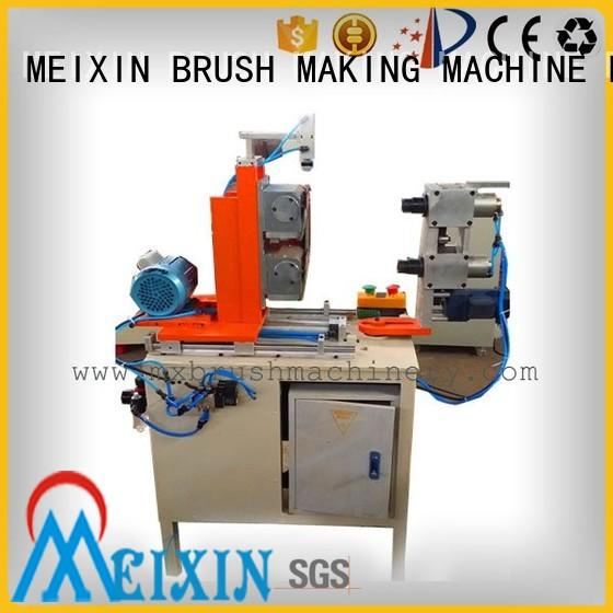 durable trimming machine customized for PET brush
