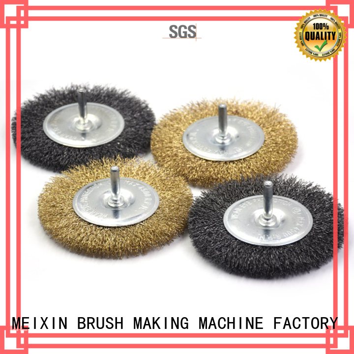 MEIXIN deburring brush inquire now for steel