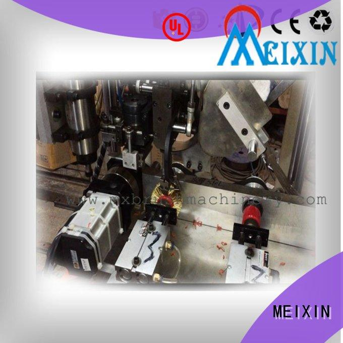 MEIXIN broom making machine for sale factory for jade brush