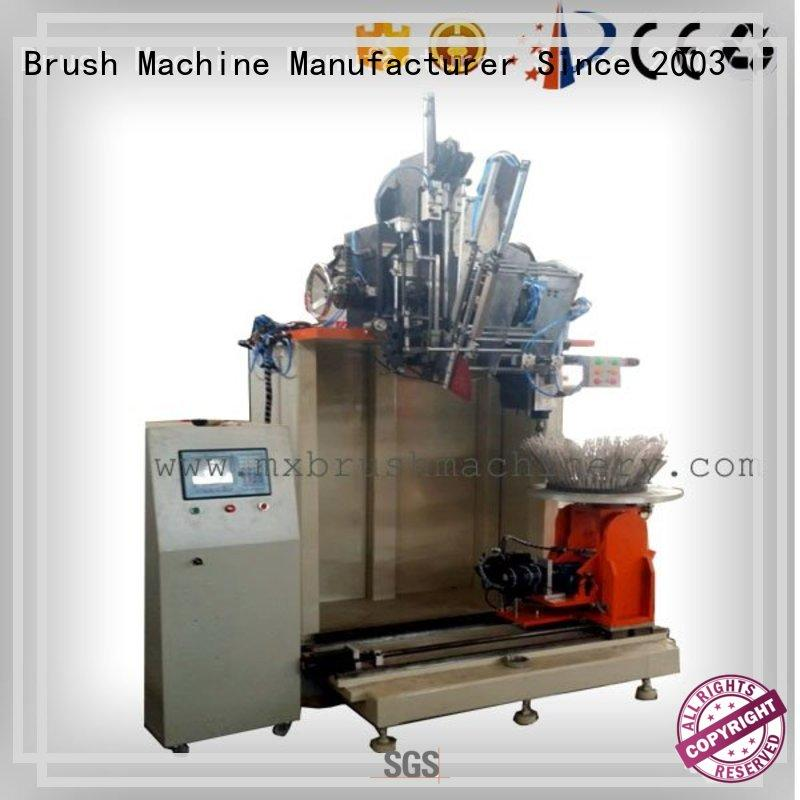 MEIXIN cost-effective brush making machine design for PET brush