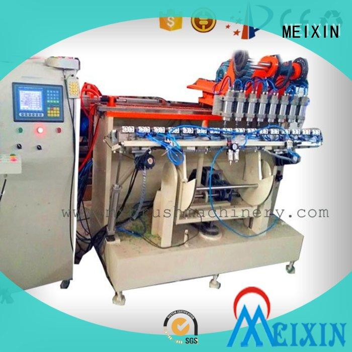 MEIXIN broom making equipment customized for toilet brush