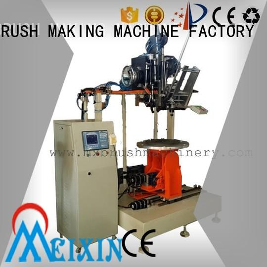 MEIXIN brush making machine factory for PET brush