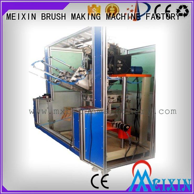 MEIXIN plastic broom making machine supplier for clothes brushes