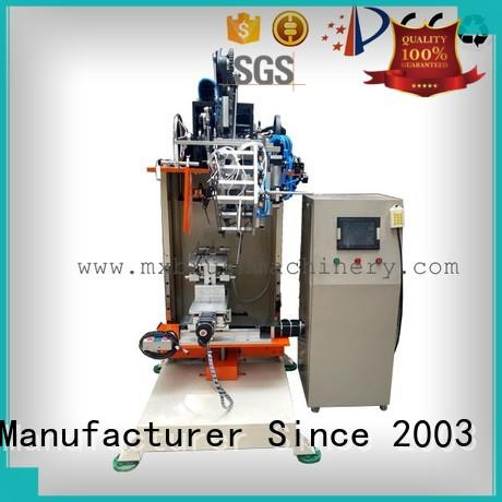 MEIXIN independent motion Brush Making Machine supplier for clothes brushes