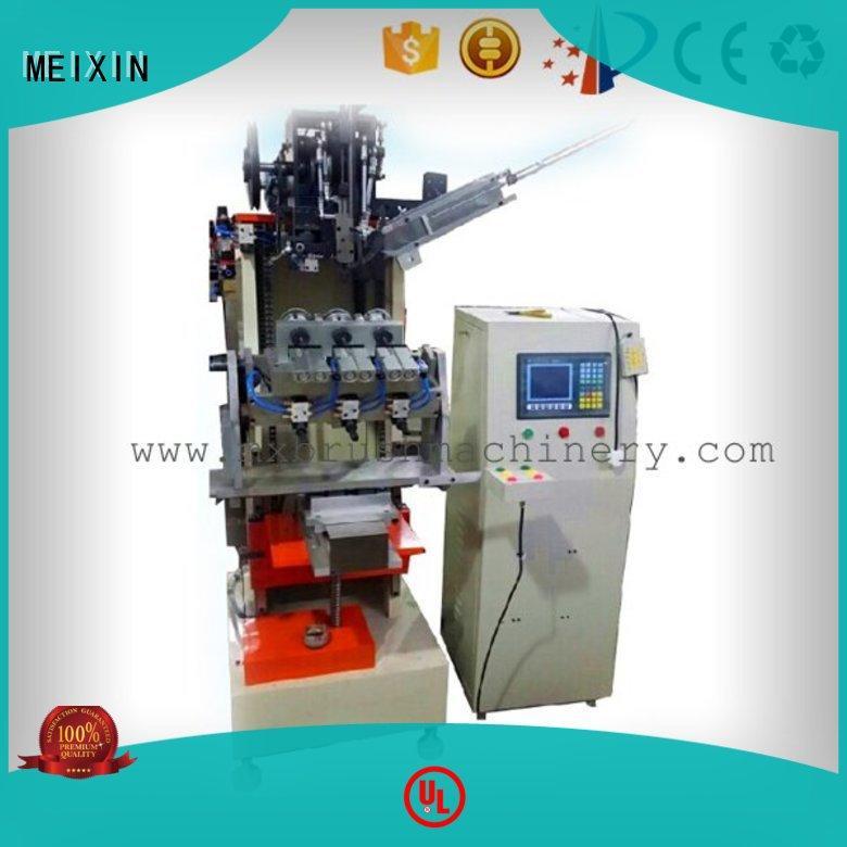MEIXIN sturdy Brush Making Machine factory for household brush