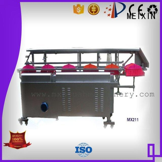 trimming machine from China for PP brush MEIXIN