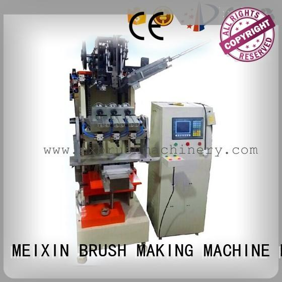 MEIXIN sturdy Brush Making Machine design for broom