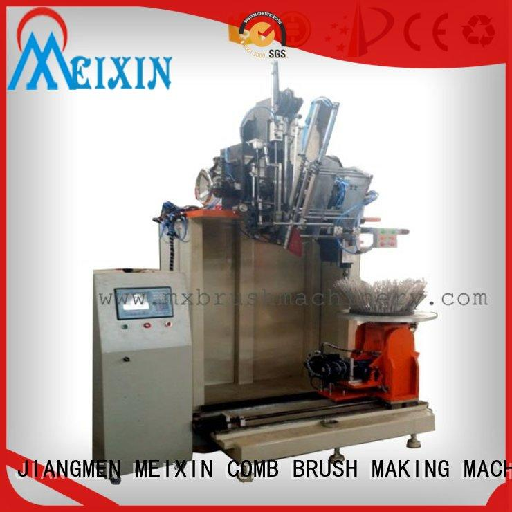 MEIXIN brush making machine factory for bristle brush