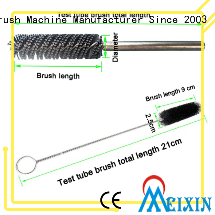 popular spiral brush supplier for car