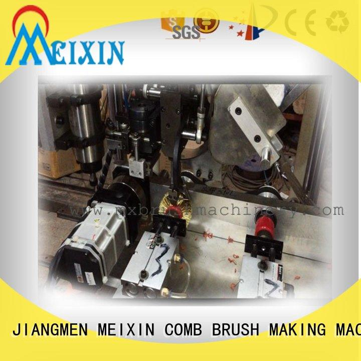brush deburring machine for wire wheel brush MEIXIN
