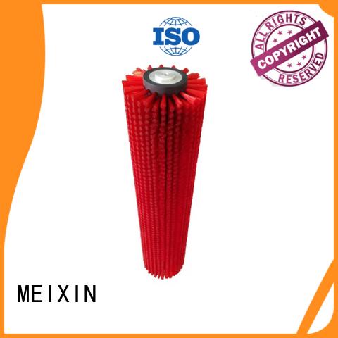 rotating plastic brush supplier for industrial