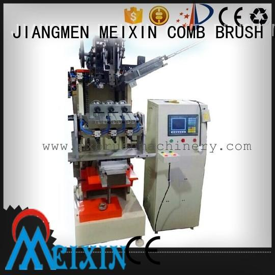 MEIXIN Brush Making Machine design for clothes brushes